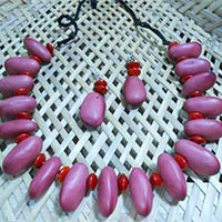 Natural Bean Seed Jewellery
