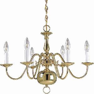 Brass Chandeliers For Home Decoration