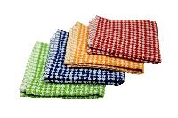 Mini Honey Comb Kitchen Towels Pk Of 4