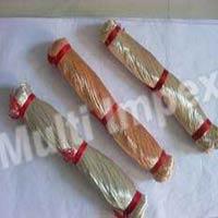 Copper Zari Threads