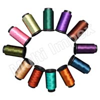 Polyester Embroidery Threads