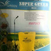 Super Green Max Knapsack Sprayer