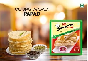 Moong Masala Papad