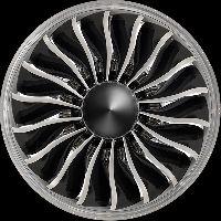 Carbon-fiber Composite Fan Blades
