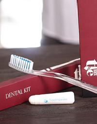 hotel dental kits