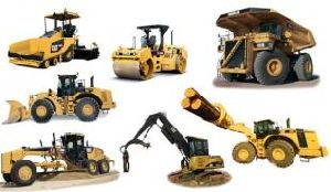 Road Construction Equipment & Spare Parts