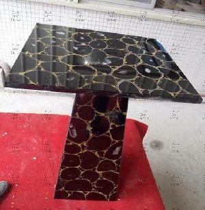 Black Carnelian Table Top