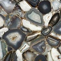 Grey Agate Stone Slabs