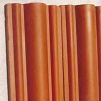Clay Roofing Tiles (Lotus Bamboo)