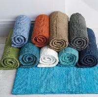 Cotton Reversible Bath Rugs
