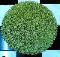 Cotton Round Shape Bath Mat
