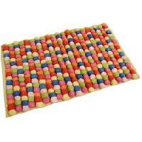 Multi Color Bath mat supplier
