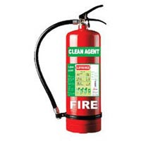 Clean Agent (naf Piv) Type Fire Extinguishers