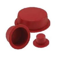 Wide Flange Tapered Plastic Plug Caps