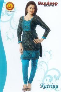 Jacquard Woolen Suit
