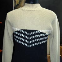 Mens T-neck Sweater