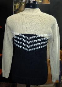 Mens T Neck Sweater