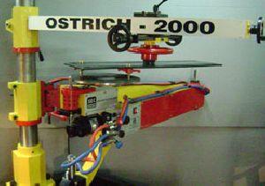 Ostrich Machine