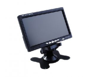 Vehicle Security TFT LCD MONITOR