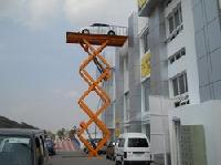 Hydraulic High Lifting Scissor Lift