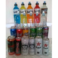 Energy Drinks, Sports Drinks