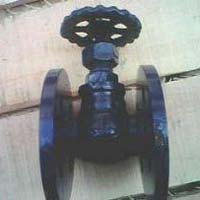 Both Sided Flanged Cast Iron Wheel Valve