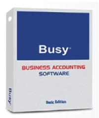 Basic Edition Busy Business Accounting Software