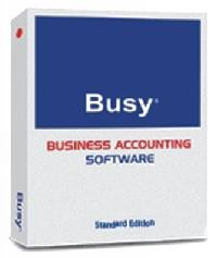 Standard Edition Busy Business Accounting Software