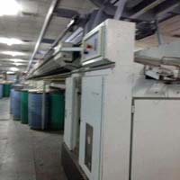 Used Open End Spinning Machine