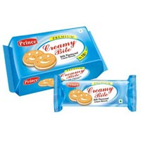 Milk Flavour Creamy Bite Biscuits