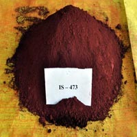 Red Iron Oxide Powder (ISC-473)