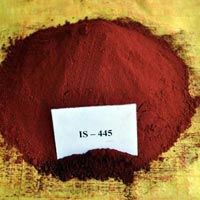 Synhtetic Iron Red Oxide