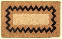 Inlaid Fibre Mat