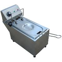 Electric Deep Fat Fryer With Single Basket