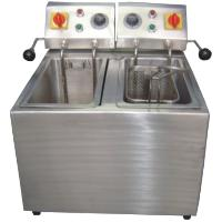 Deep Fat Fryer With Twin Basket - Table Model