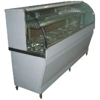Hot Food Bain Marie Counter