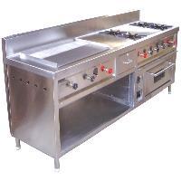 Multipurpose Cooking Ranges