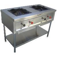 Double Cooking Burner