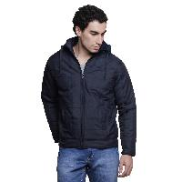 Msg Grey Solid Casual Jackets