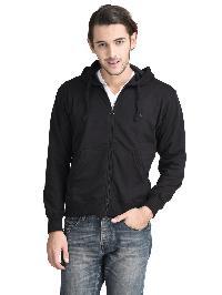 MSG Mens Black Casual Jacket
