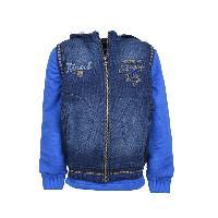 MSG Royal Blue Hooded Sweatshirt For Boy Kids