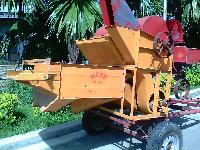 Paddy Rice Thresher