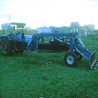 Tractor Fitted Grader