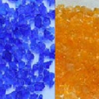 Blue & Orange) Silica Gel