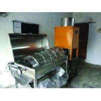 automated cashew peeling machine