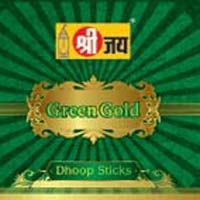 Green Gold  Incense Dhoop Sticks