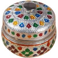 Silver Meena Dabbi No 1