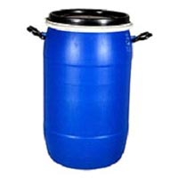 65 Litre Plastic Open Top Drum