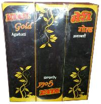 Gold Incense Sticks