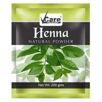 VCare Henna Natural Powder